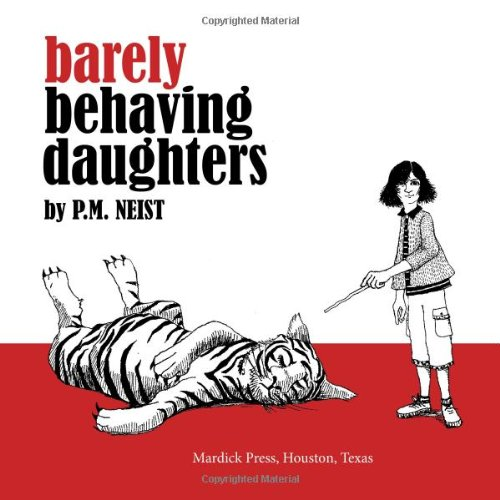 9781940413006: Barely Behaving Daughters