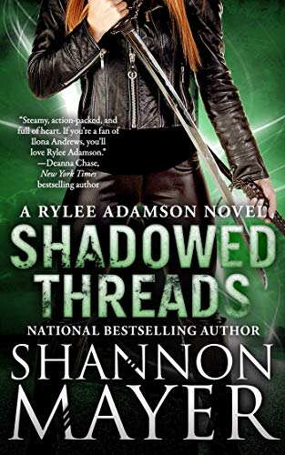 9781940456980: Shadowed Threads: A Rylee Adamson Novel, Book 4