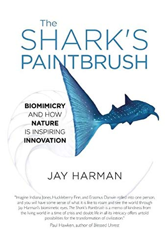 9781940468211: The Shark's Paintbrush: Biomimicry and How Nature Is Inspiring Innovation