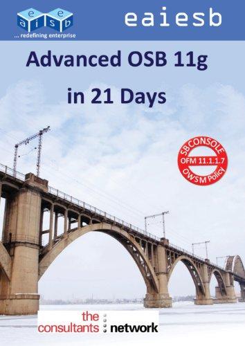 Advanced Oracle Service Bus 11g: Eaiesb