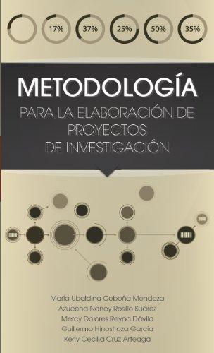 9781940600093: Metodologia Para La Elaboracion de Proyectos de Investigacion
