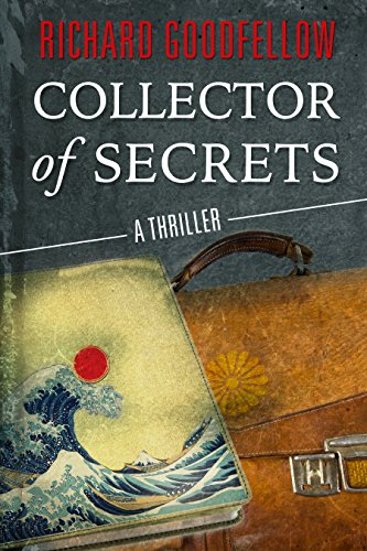 9781940610337: Collector of Secrets (Max Travers)