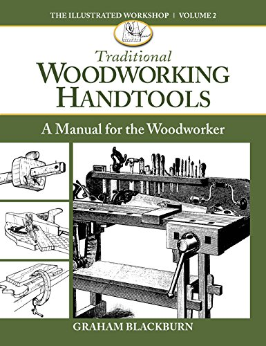 9781940611037: Traditional Woodworking Handtools: A Manual for the Woodworker (Illustrated Workshop)