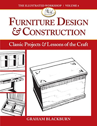 9781940611051: Furniture Design & Construction: Classic Projects and Lessons in Craftsmanship (The Illustrated Workshop)