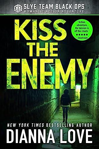9781940651903: Kiss The Enemy: Slye Temp (Volume 3)