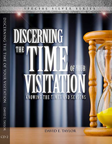 9781940657103: Discerning the Time of Your Visitation