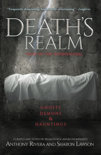 Death's Realm: Stephen Graham Jones;