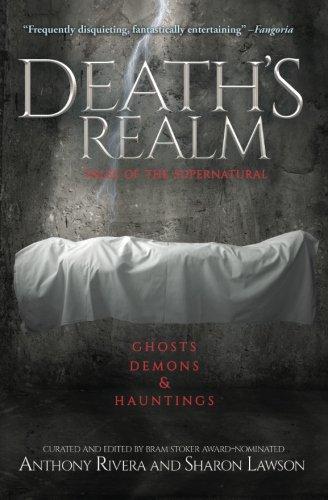 Death's Realm: Stephen Graham Jones;