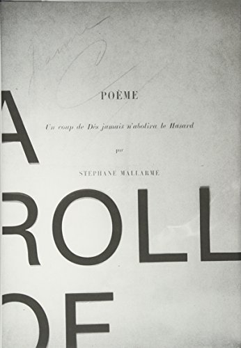A Roll of the Dice (English and French Edition): Mallarm�, St�phane