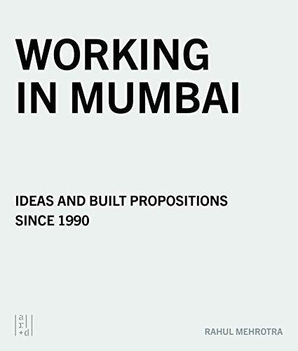 9781940743035: RMA: Working in Mumbai