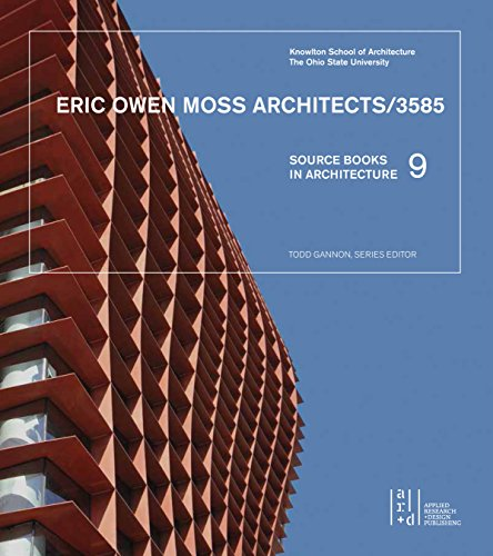 9781940743165: Eric Owen Moss Architects/3585: Source Books in Architecture