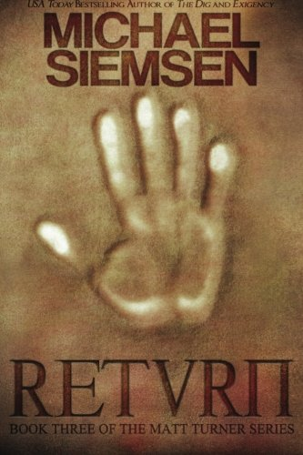 9781940757179: Return (Matt Turner) (Volume 3)