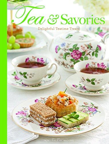 9781940772158: Tea & Savories: Delightful Teatime Treats