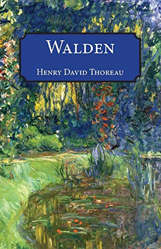 Walden: Thoreau, Henry David