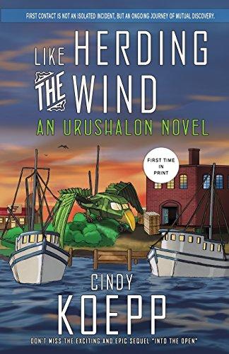 Like Herding the Wind (An Urushalon Novel): Koepp, Cindy