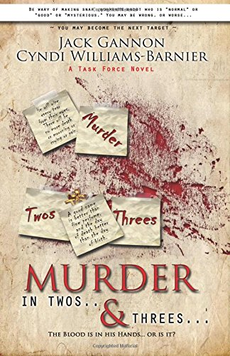 9781940812748: Murder in Twos and Threes (Task Force Series) (Volume 1)