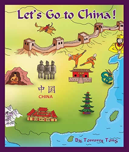 9781940827001: Let's Go to China! (China for kids)