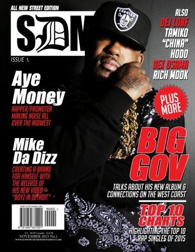 9781940831091: SDM Magazine Issue #1 2015