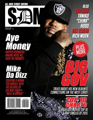 9781940831114: SDM Magazine Issue #1 2015