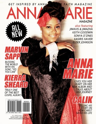 9781940831145: Anna Marie Magazine Issue #1 2016