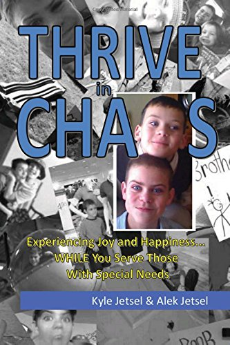 9781940847986: Thrive In Chaos