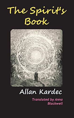 9781940849010: The Spirits' Book