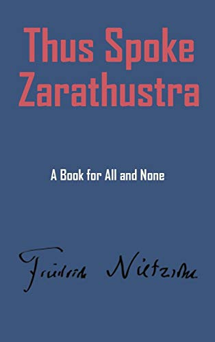 9781940849409: Thus Spake Zarathustra