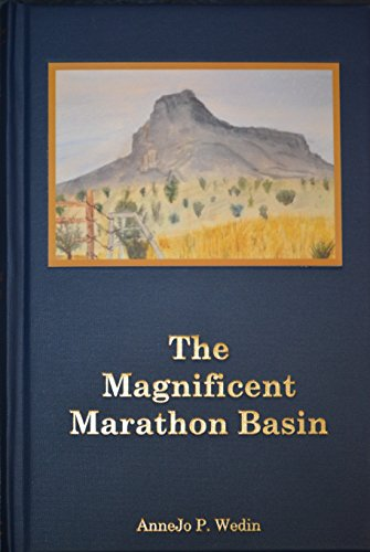 9781940850139: The Magnificent Marathon Basin