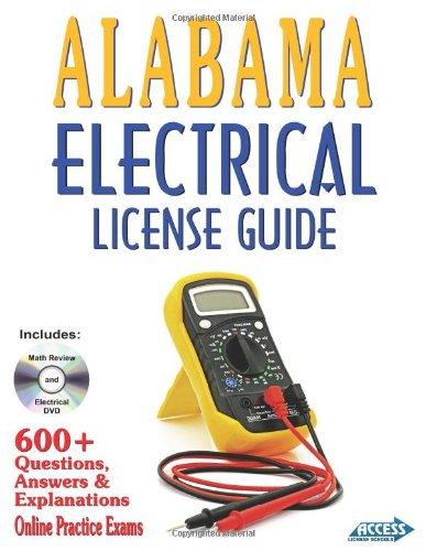 9781940864242: Alabama Electrical License Exam Guide