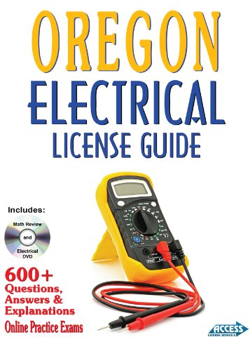 9781940864433: Oregon Electrical License Exam Guide