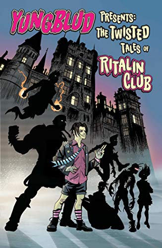 9781940878317: Yungblud Presents the Twisted Tales of the Ritalin Club