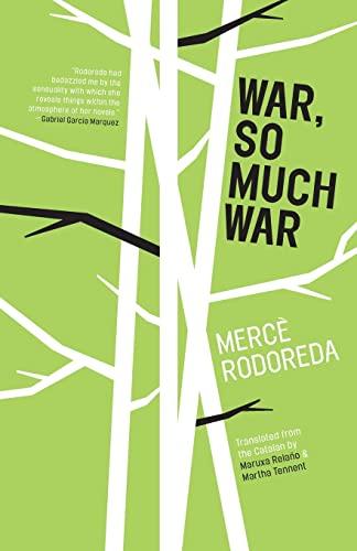 9781940953229: War, So Much War