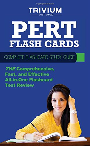 9781940978222: PERT Flash Cards: Complete Flash Card Study Guide