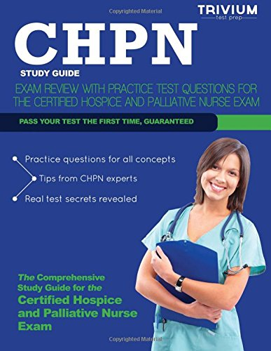 ACHPN Test Prepartion - Hospice Certification, Nurse ...
