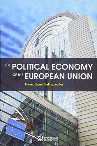 9781940983332: The Political Economy of the European Union (Exploring Europe's Future)