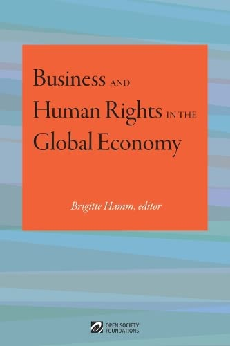 9781940983400: Business and Human Rights in the Global Economy