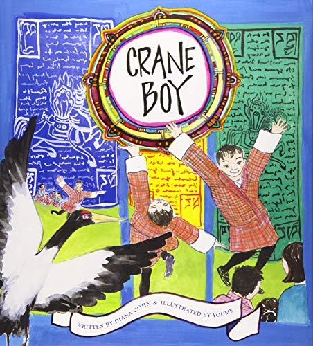 Crane Boy: Cohn, Diana