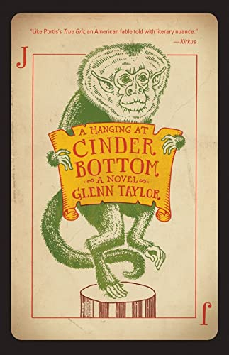 9781941040096: A Hanging at Cinder Bottom: A Novel