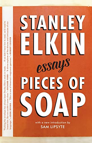 9781941040379: Pieces of Soap: Essays