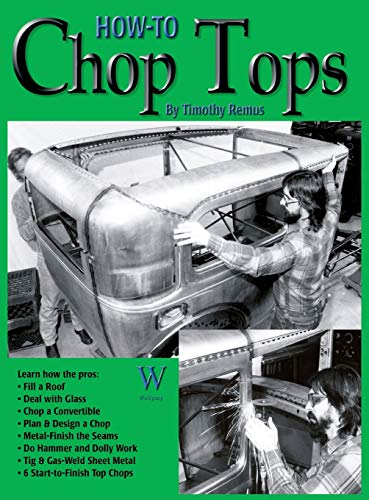 9781941064054: How-To Chop Tops (How-To... (Wolfgang))