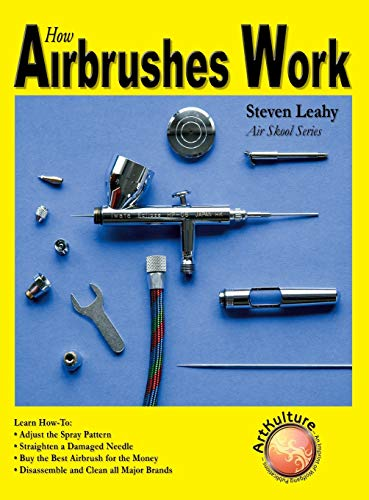 9781941064108: How Airbrushes Work