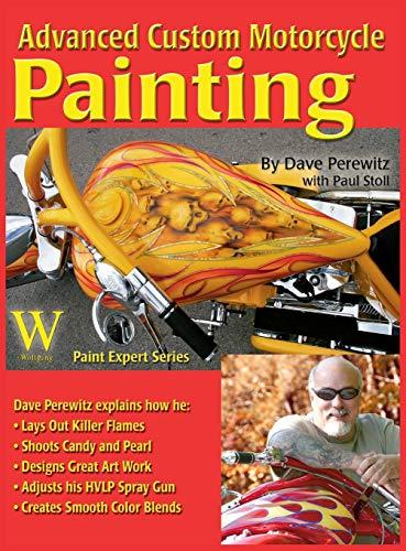 9781941064290: Advanced Custom Motorcycle Painting