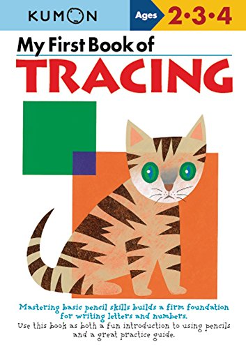 9781941082065: My First Book of Tracing