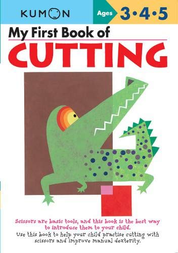 9781941082102: My First Book of Cutting