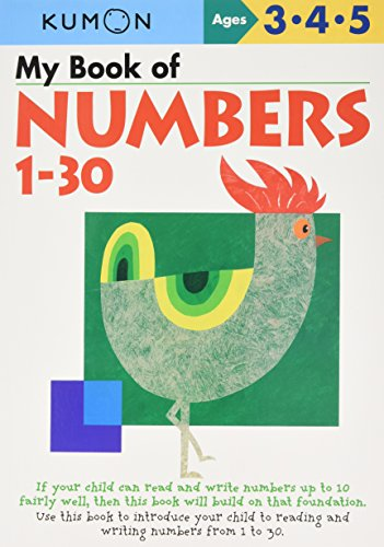 9781941082140: My Book of Numbers 1-30