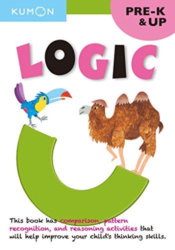 9781941082249: Logic, Grade Pre-k (Thinking Skills Workbooks) (Kumon Thinking Skills Workbooks)