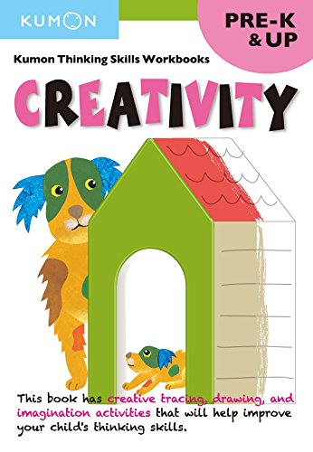 Creativity (Thinking Skills Workbooks)