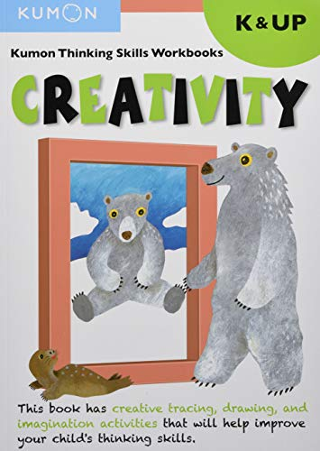 9781941082546: Kindergarten Creativity (Thinking Skills) (Thinking Skills Workbooks) (Kumon Thinking Skills Workbooks)