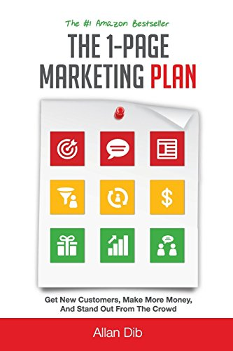 9781941142998: The 1-Page Marketing Plan: Get New Customers, Make More Money, And Stand out From The Crowd