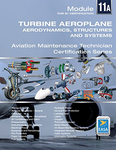 9781941144046: Turbine Aeroplane Structures and Systems EASA Module 11A for Aircraft Maintenance